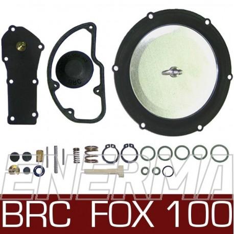 BRC FOX 100kW oryginalny zestaw naprawczy