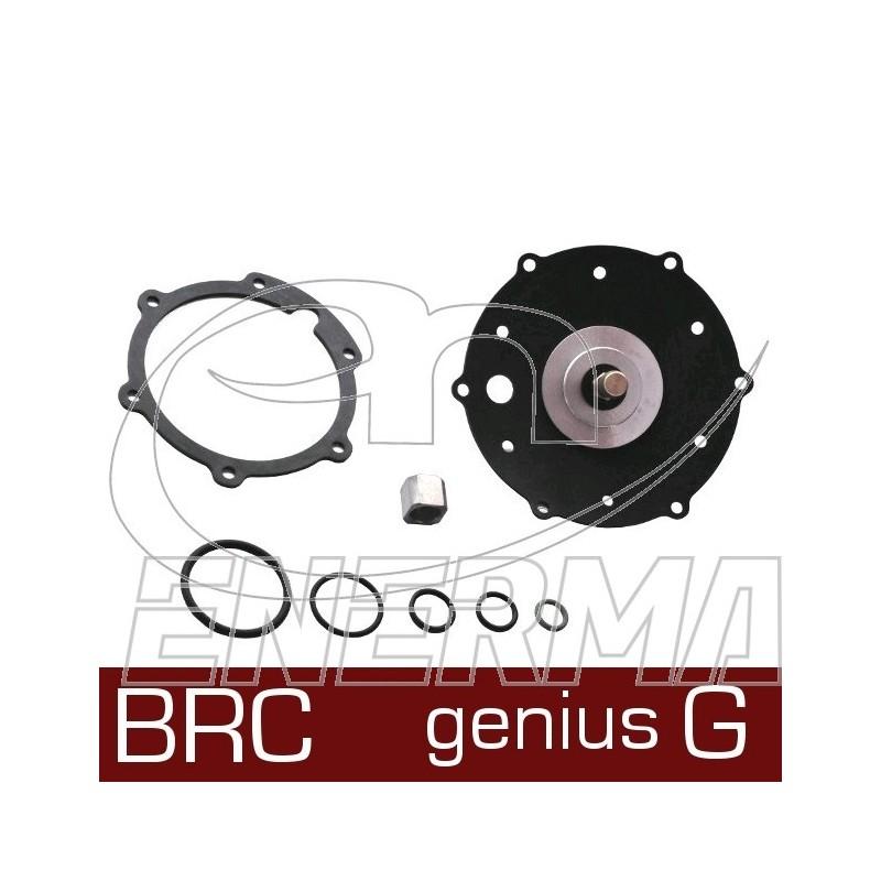 BRC Genius G  cod.02RR00501006 / oryginał