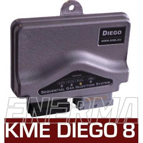 Sterownik KME Diego G3 8cyl.
