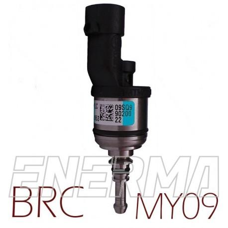 BRC MY09 niebieski - 1cyl. Wtryskiwacz