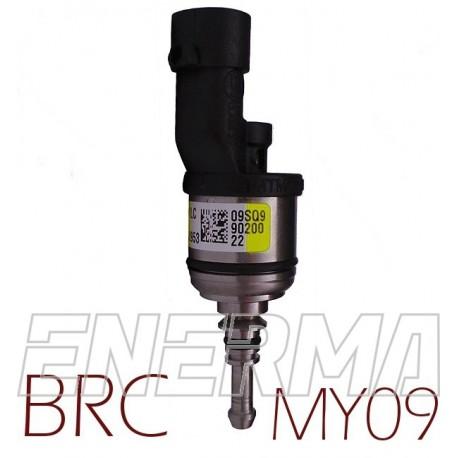 BRC MY09 żółty - 1cyl. Wtryskiwacz
