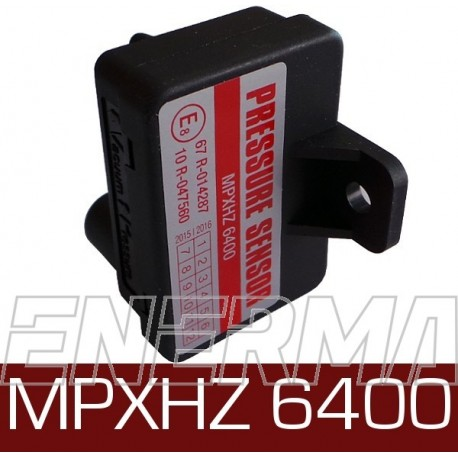 MAP sensor AGIS MPXHZ 6400/T 5pin