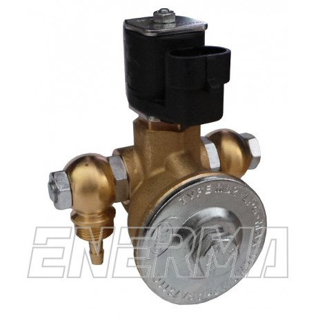 LPG shut-off solenoid valve OMB MB2  8/2x6mm DN5