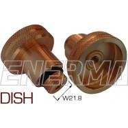 Wlew Holandia /Polska,Włochy  W21,8/55mm DISH