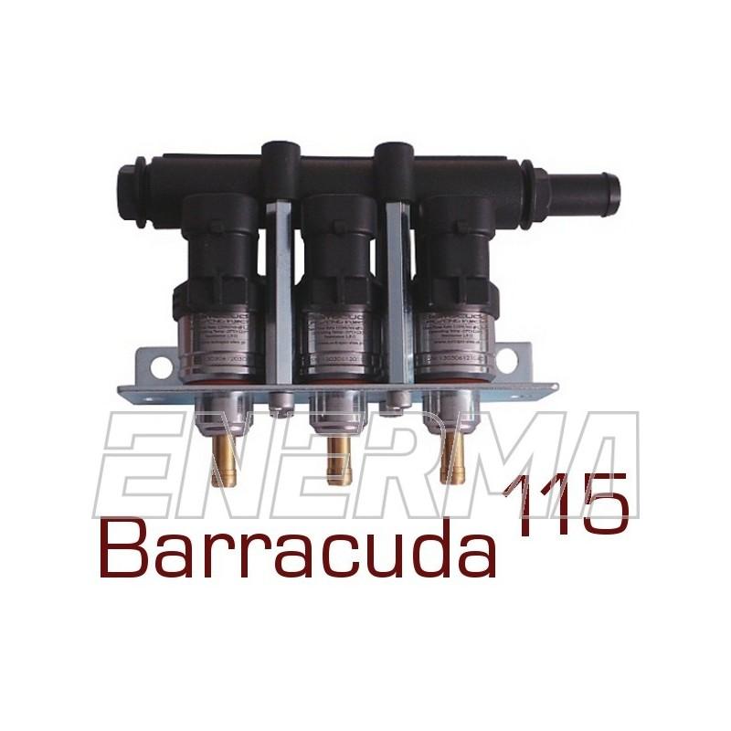 Listwa wtryskowa BARRACUDA 3cyl.