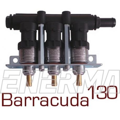 Listwa wtryskowa BARRACUDA 130 - 3cyl.