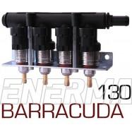 Listwa wtryskowa BARRACUDA 130 - 4cyl.