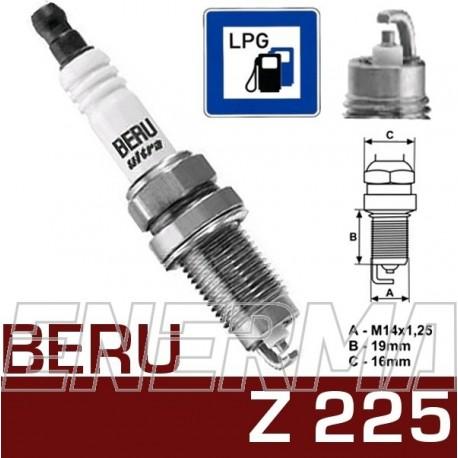 BERU Ultra Z225   świeca zapłonowa