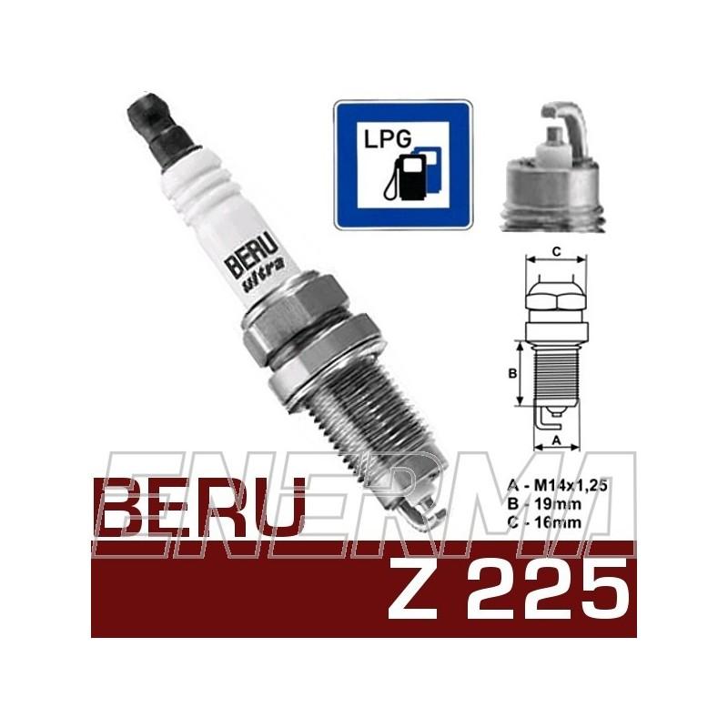 BERU Ultra Z225  spark plug