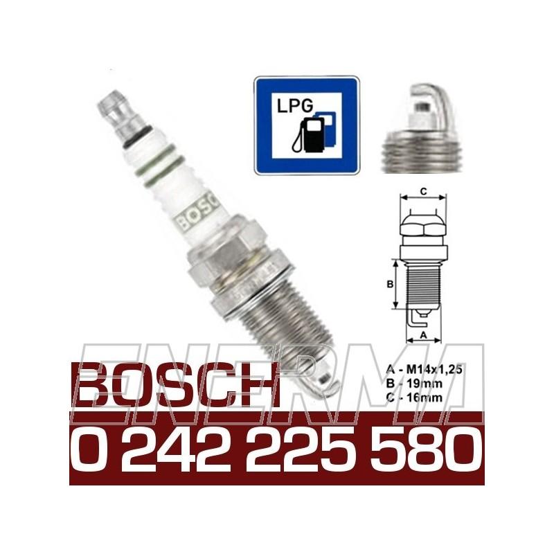 BOSCH 0 242 225 580  spark plug