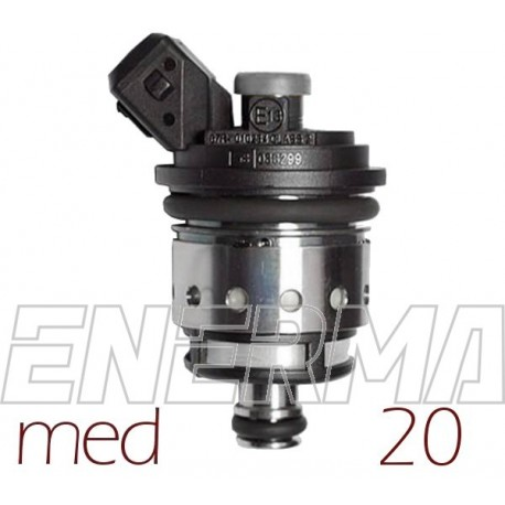 Landi Renzo MED 20 - grey - 1cyl. Injector