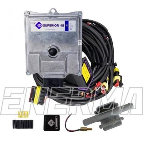 EG Superior 48.4 - electronic set