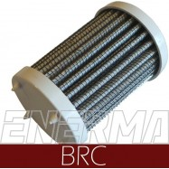 Filter cartridge BRC FJ1 SQ polyester / cone
