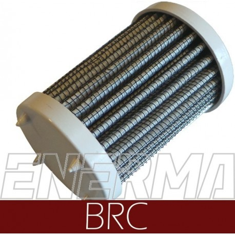 Filter cartridge BRC FJ1 SQ polyester / cone