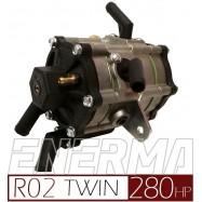 Reduktor AC R02 TWIN