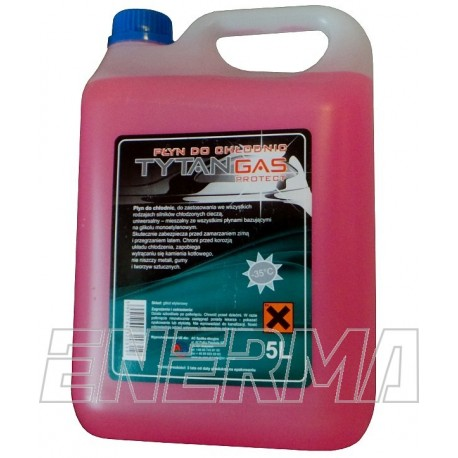 TYTANGAS PROTECT liquid for cooling system 5L