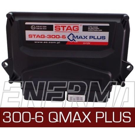 STAG 300-6 QMAX PLUS  - sterownik / komputer