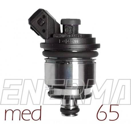 Landi Renzo MED 65 - black, Injector 1cyl.