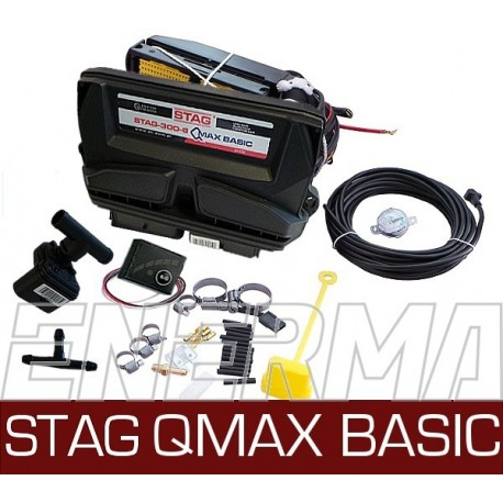 STAG 300-8 QMAX BASIC  - electronic set