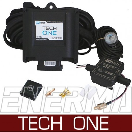 LPGTECH  ONE - electronic set
