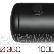 Zbiornik cylindryczny 100/360 GZWM