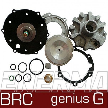 BRC Genius G original repair kit  02RR00501005