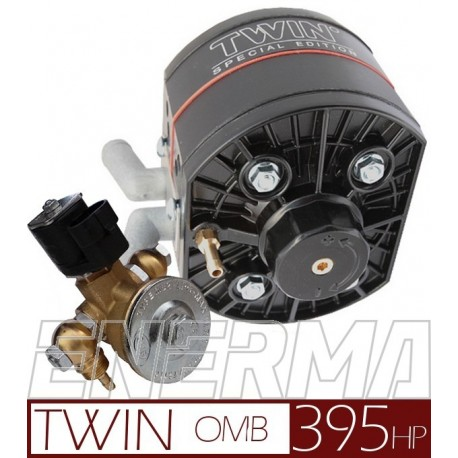 KME R2 TWIN v2 / 1xOMB MB2 8mm  Reducer