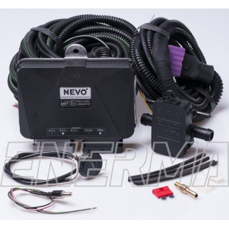 KME NEVO PRO 6cyl.  set of electronic BW