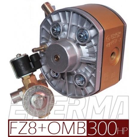 Reduktor KME Gold FZ8 + OMB elektrozawór