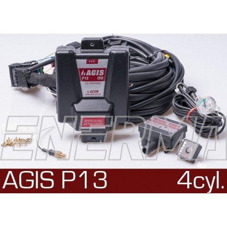 AGIS P13  4cyl.  - electronic set