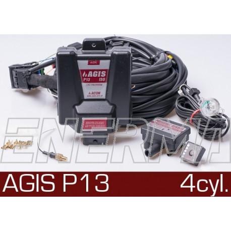 AGIS P13  4cyl.  - electronic set