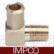 Kolanko reduktora IMPCO 3/8 / D16mm