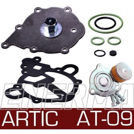 TOMASETTO  ARTIC AT09 original repair kit with filter