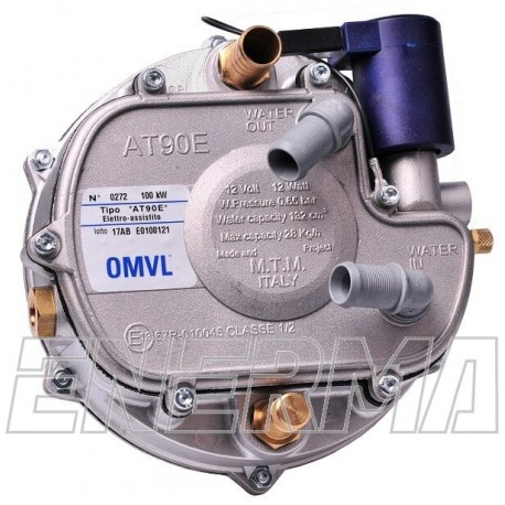 Reduktor OMVL AT90E 100kW