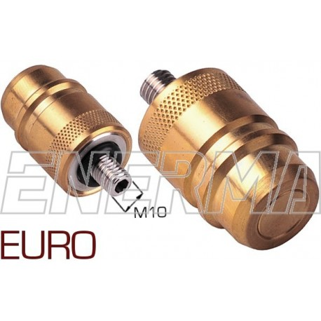Gas filler adapter - Euro Connector   M10/42mm