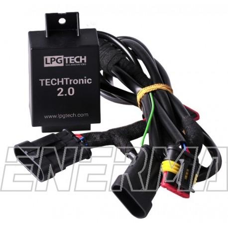 TECHTRONIC 2.0 moduł konwersji sygnałów przepływomierzy