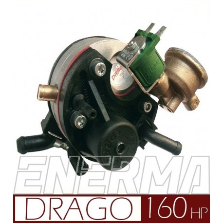 Elpigaz DRAGO  Reducer