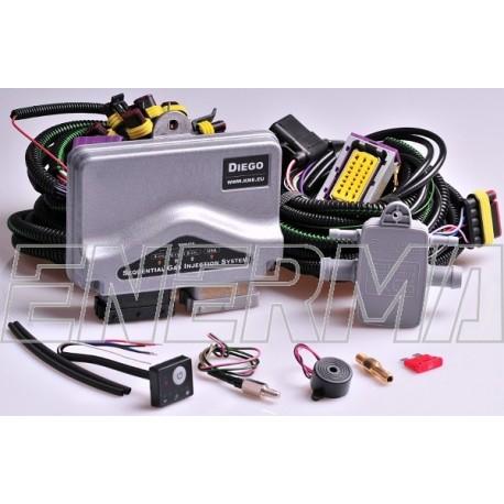 KME Diego G3 4cyl.  electronic set  BW