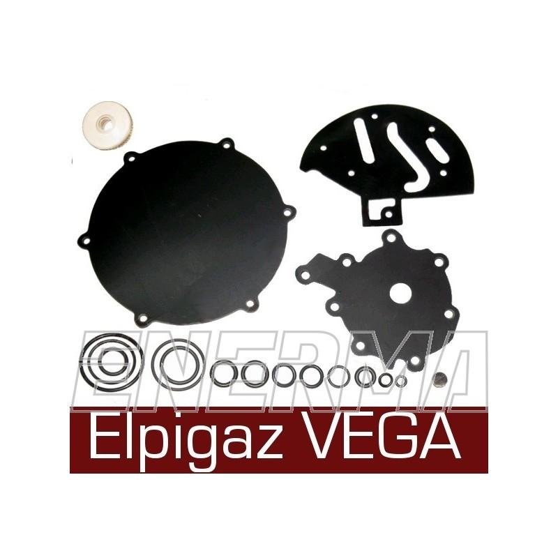 Membrany Elpigaz Vega  - zamiennik