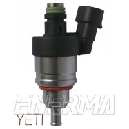 LPGTECH YETI 1cyl. Injector for rail