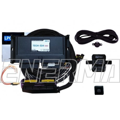 Elektronika TECH 324 OBD
