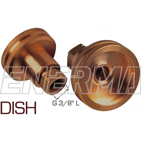 Adapter wlew DISH G 3/8'' L  ( wersja 1)