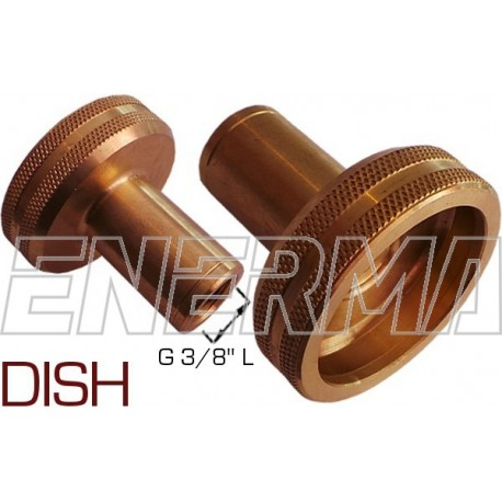 DISH adapter G 3/8'' L ( ver.2 )