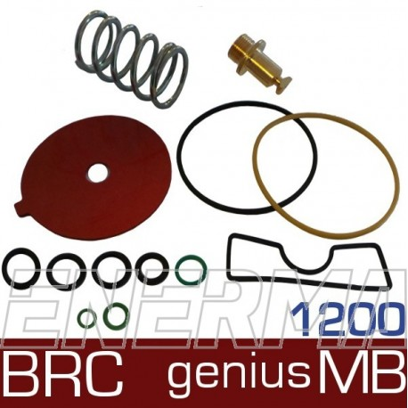 BRC Genius MB 1200 repair kit / original, Cod.02RR00504004