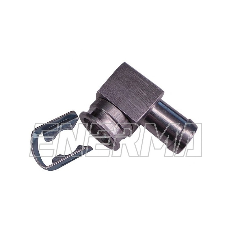 Adapter wtryskiwacza KEIHIN - kolanko 90º / 12mm