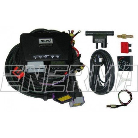 Wtrysk KME NEVO Plus 4cyl. / elektronika