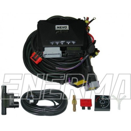 Wtrysk KME NEVO Plus 8cyl.  elektronika