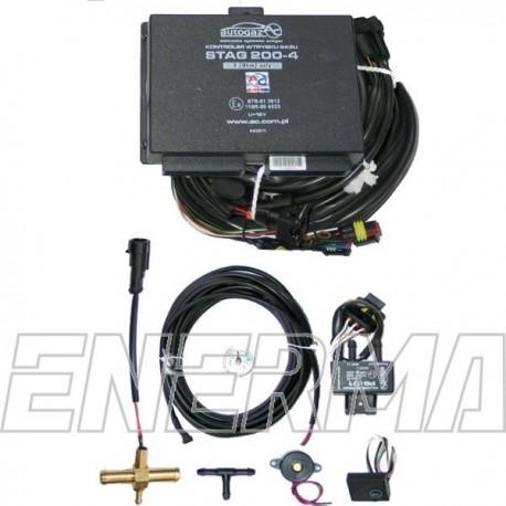 Elektronika STAG 200 4cyl.