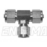 Connector T 6/6/6mm