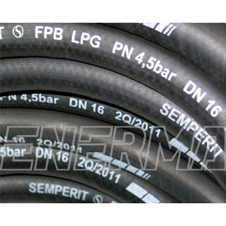 LPG Hose DN16 4.5bar SEMPERIT